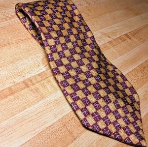 Men's Tie Albert NIPON 100% SILK
